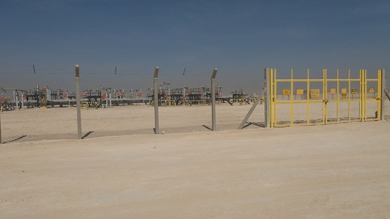 Khuff Gas Project Construction